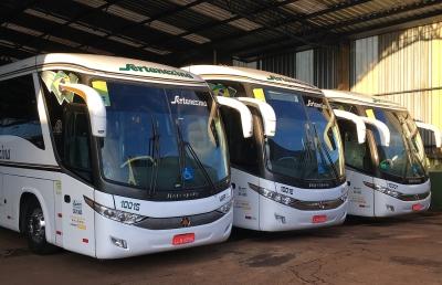 Transporte em Ônibus Rodoviário em Prol da Saúde